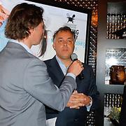 NLD/Breda/20120605 - Inloop Princess Cooking Acadamy, Frits Sissing in gesprek met Aad Ouburg en Ceo  Wilan van den Berg
