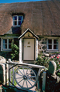 Thatched cottage, Cadgwith, Cornwall