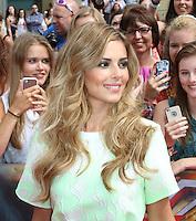 Cheryl Fernandez-Versini, X Factor - London arena auditions, Wembley Arena, London UK, 01 August 2014, Photo by Richard Goldschmidt