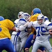 American Football, Hilversum Hurricanes - Arnhem Falcons