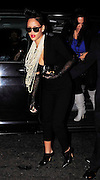 23.JULY.2009 - LONDON<br /> <br /> R'N'B STAR RHIANNA LEAVING CIPRIANI RESTAURANT, MAYFAIR AT 12.15AM BEFORE HEADING ONTO SHOREDITCH HOUSE FOR THE INGLORIOUS BASTARDS AFTERPARTY WHERE SHE STAYED TILL 1.30AM AND THEN HEADED TO A PRIVATE RESIDENCE IN CHISWICK WHERE SHE MET UP WITH GOOD FRIEND JAY-Z.<br /> <br /> BYLINE: EDBIMAGEARCHIVE.COM<br /> <br /> *THIS IMAGE IS STRICTLY FOR UK NEWSPAPERS &amp; MAGAZINES ONLY*<br /> *FOR WORLDWIDE SALES &amp; WEB USE PLEASE CONTACT EDBIMAGEARCHIVE - 0208 954 5968*
