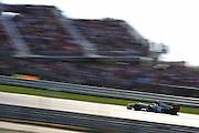 Nov 15-18, 2012: Pedro MARTINEZ DE LA ROSA, HRT F1 TEAM..© Jamey Price/XPB.cc