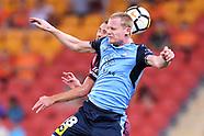 Sydney FC v Brisbane Roar - 08 January 2018