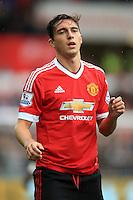 Matteo Darmian, Manchester United