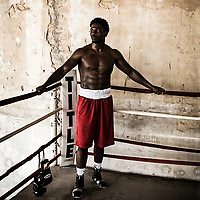 Boxers Promo Video and Photo taken down in New Orleans.
