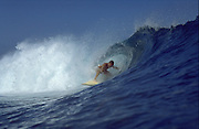 Surfing, Hawaii, USA<br />