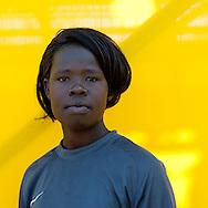 Lakica Susan (Uganda 17) Homeless World Cup Rio de Janeiro, 2010