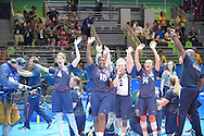 Team USA Womens Sit Volleyball defeat China in 3 sets to win the gold metal