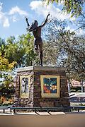 Florence Joyner Memorial At Olympiad Park Mission Viejo