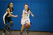 Wetsel Middle School Girls Basketball vs William Monroe
