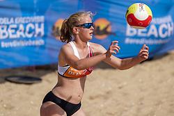 23-08-2019 NED; DELA NK Beach Volleyball Qualification, Scheveningen<br /> First day NK Beachvolleyball /