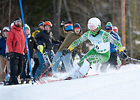 Macomber Cup alpine ski race J1 J2 at Proctor/Blackwater Ski Area in Andover February 4, 2012.