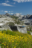 Marriott Basin Coast Mountains British Columbia