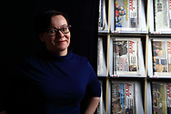 Kari Hermansen runs Norway's only daily Sami-language newspaper with a passion for preserving her people's language and heritage.