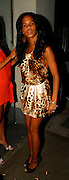 28.AUGUST.2007. LONDON<br /> <br /> CHARLEY UCHEA OUTSIDE FUNKY BUDDAH CLUB, MAYFAIR WITH FRIENDS HAVING A FAG AND GLASS OF CHAMPAGNE AND THEN WENT BACK IN AND THEN SHE LEFT LOOKING VERY DRUNK AT 3.00AM.<br /> <br /> BYLINE: EDBIMAGEARCHIVE.CO.UK<br /> <br /> *THIS IMAGE IS STRICTLY FOR UK NEWSPAPERS AND MAGAZINES ONLY*<br /> *FOR WORLD WIDE SALES AND WEB USE PLEASE CONTACT EDBIMAGEARCHIVE - 0208 954 5968*