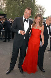 SVEN & ZOE LEY he is heir to the Escada fashion empire at the NSPCC's Dream Auction held at The Royal Albert Hall, London on 9th May 2006.<br /><br />NON EXCLUSIVE - WORLD RIGHTS