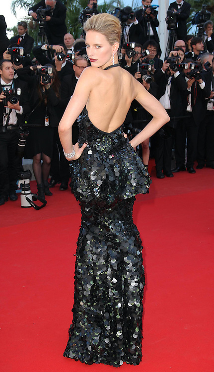 Karolina Kurkova at premiere of   Killing Them Softly, at the Cannes Film Festival , Tuesday, 22nd May 2012. Photo by: Stephen Lock / i-Images
