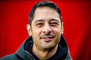 den haag - portret van Lucky tv maker Sander van de Pavert is een Nederlandse tv-programmamaker, acteur, regisseur en columnist die werkt onder het pseudoniem Lucky ROBIN UTRECHT