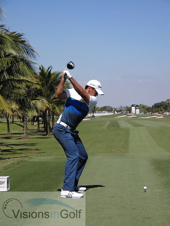 Jason Day<br /> High Speed Swing Sequence<br /> March 2016