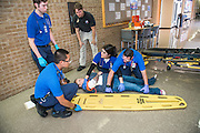TCCD, NE Campus, EMT Scenario Day, July 2016