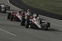 Ryan Briscoe, Meijer Indy 300, Sparta, KY 9/4//2010