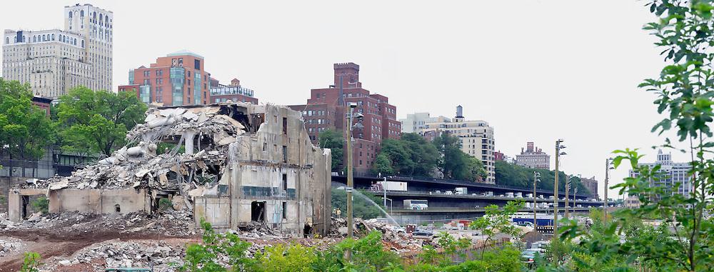 Panorama of Brooklyn