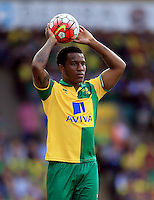 Norwich City's Andre Wisdom