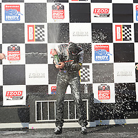 2011 INDYCAR RACING BIRMINGHAM