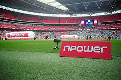 Npower League 1 Play-Off final - Photo mandatory by-line: Dougie Allward/JMP - Tel: Mobile: 07966 386802 19/05/2013 - SPORT - FOOTBALL - LEAGUE 1 - PLAY OFF - FINAL - Wembley Stadium - London - Brentford V Yeovil Town