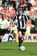 Notts County forward Jonathan Stead (30) scores a goal to make it 3-0 during the EFL Sky Bet League 2 match between Notts County and Luton Town at Meadow Lane, Nottingham, England on 5 May 2018. Picture by Jon Hobley.