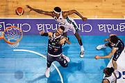 Shaheed Davis <br /> Pallacanestro Cantu' - Basket Leonessa Brescia<br /> Basket Serie A LBA 2018/2019<br /> Desio 07 April 2019<br /> Foto Mattia Ozbot / Ciamillo-Castoria