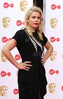 Paloma Faith, Virgin Media British Academy (BAFTA) Television Awards, Royal Festival Hall, London, UK, 12 May 2019, Photo by Richard Goldschmidt