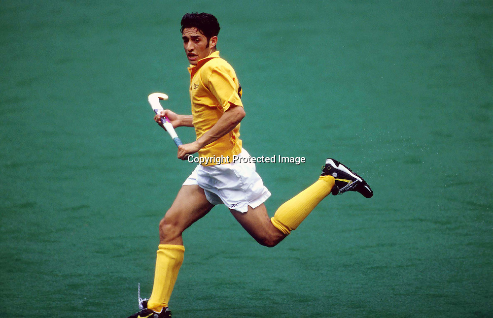 Bevan Hari - New Zealand Mens Hockey 1998 during the Commonwealth Games 1998, Kuala Lumpur Malaysia. Photo: Andrew Cornaga/Photosport.co.nz