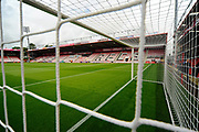 The Vitality Stadium before the Premier League match between Bournemouth and Leicester City at the Vitality Stadium, Bournemouth, England on 30 September 2017. Photo by Graham Hunt.