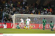 2010 World Cup - Greece v Nigeria