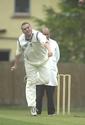 ALEX PEARSON FINEDON BOWLER 26/6/04 AGAINST RAUNDS. Cricket Cricket