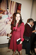 Anna Popplewell, USA Today. Saatchi Gallery and The Royal academy of Arts. Piccadilly. London. 5 October 2006. -DO NOT ARCHIVE-© Copyright Photograph by Dafydd Jones 66 Stockwell Park Rd. London SW9 0DA Tel 020 7733 0108 www.dafjones.com