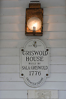 Griswold Inn at Essex, CT on the Connecticut River has been serving continuously since 1776.