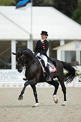 Svane Rikke, (DEN), Finckenstein TSF <br /> Grand Prix CDI4*<br /> CDIO Hagen 2015<br /> © Hippo Foto - Stefan Lafrentz<br /> 10/07/15