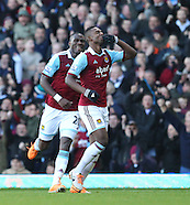 West Ham United v West Bromwich Albion 281213