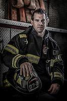 Fire Fighter Hoffman Sacramento Fire Dept