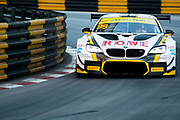 Tom BLOMQVIST, Rowe Racing, BMW M6 GT3<br /> 64th Macau Grand Prix. 15-19.11.2017.<br /> SJM Macau GT Cup - FIA GT World Cup<br /> Macau Copyright Free Image for editorial use only