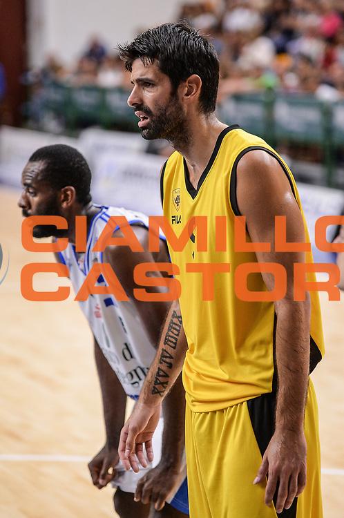 DESCRIZIONE : Torneo Citt&agrave; di Sassari &quot;Mim&igrave; Anselmi&quot; Dinamo Banco di Sardegna Sassari - AEK Atene<br /> GIOCATORE : Dusan Sakota<br /> CATEGORIA : Ritratto<br /> SQUADRA : AEK Atene<br /> EVENTO :  Torneo Citt&agrave; di Sassari &quot;Mim&igrave; Anselmi&quot; <br /> GARA : Dinamo Banco di Sardegna Sassari - AEK Atene Torneo Citt&agrave; di Sassari &quot;Mim&igrave; Anselmi&quot;<br /> DATA : 12/09/2015<br /> SPORT : Pallacanestro <br /> AUTORE : Agenzia Ciamillo-Castoria/L.Canu