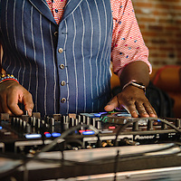 DJ Big Styles @ View House and Denver Food and WIne