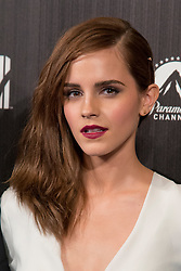 "English actress Emma Watson poses for the photographers during the Spanish premiere for the movie ""Noah"" in Madrid, Spain, Monday, 17th March 2014. Picture by Oscar Gonzalez / i-Images<br /> SPAIN OUT"