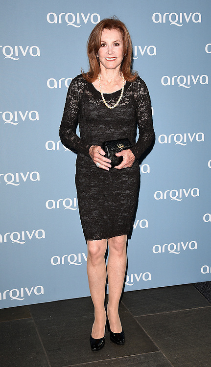 Stefanie Powers attends The Arqiva Commercial Radio Awards at The Round House, Chalk farm Road, London on Wednesday 8 July 2015