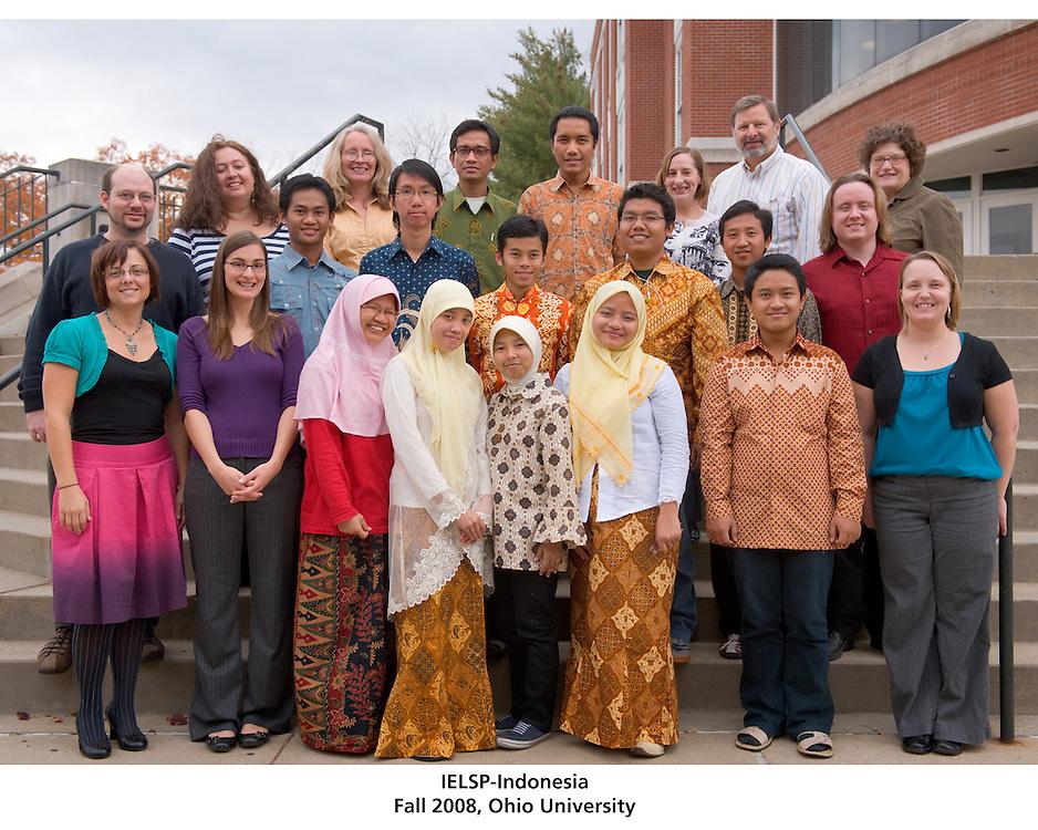 19124IELSP-Idonesia Group photo 2008