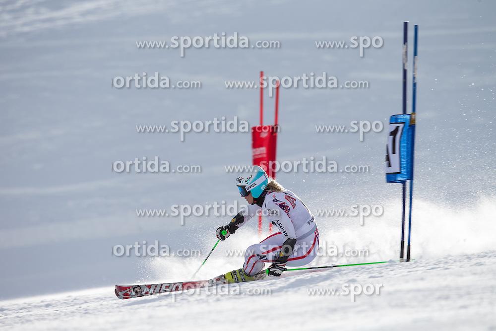 19.10.2012, Rettenbachferner, Soelden, AUT, OeSV, interne Qualifikationslauefe, im Bild Eva-Maria Brem (AUT) // Eva-Maria Brem of Austria during Qualifying of the Austrian Ski Team 'OeSV' at Rettenbachferner in Soelden, Austria on 2012/10/19. EXPA Pictures © 2012, PhotoCredit: EXPA/ J. Groder