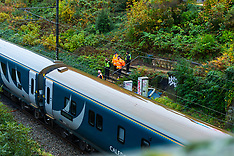 2019-11-01- Rail incident