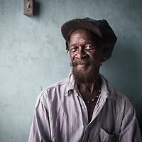 Owen Blake, a fisher resident of Old Harbour Bay in Jamaica